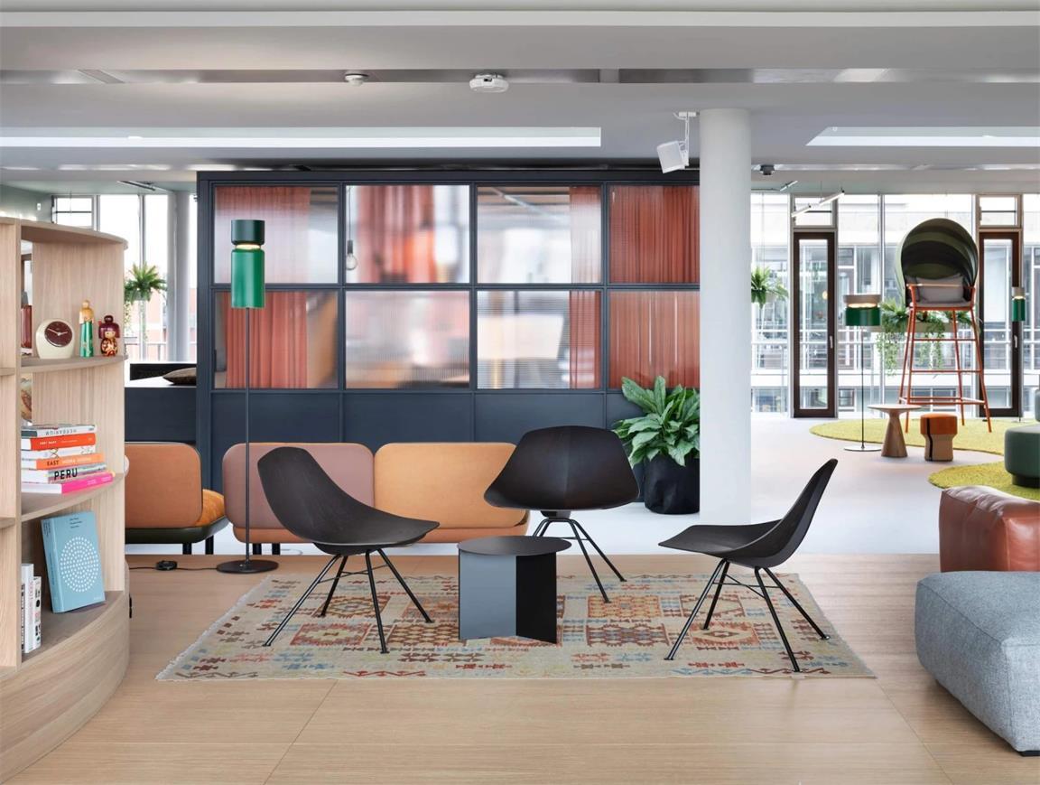 办公室休闲家具设计