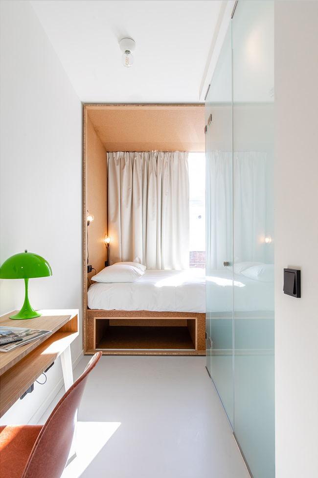 小型酒店设计