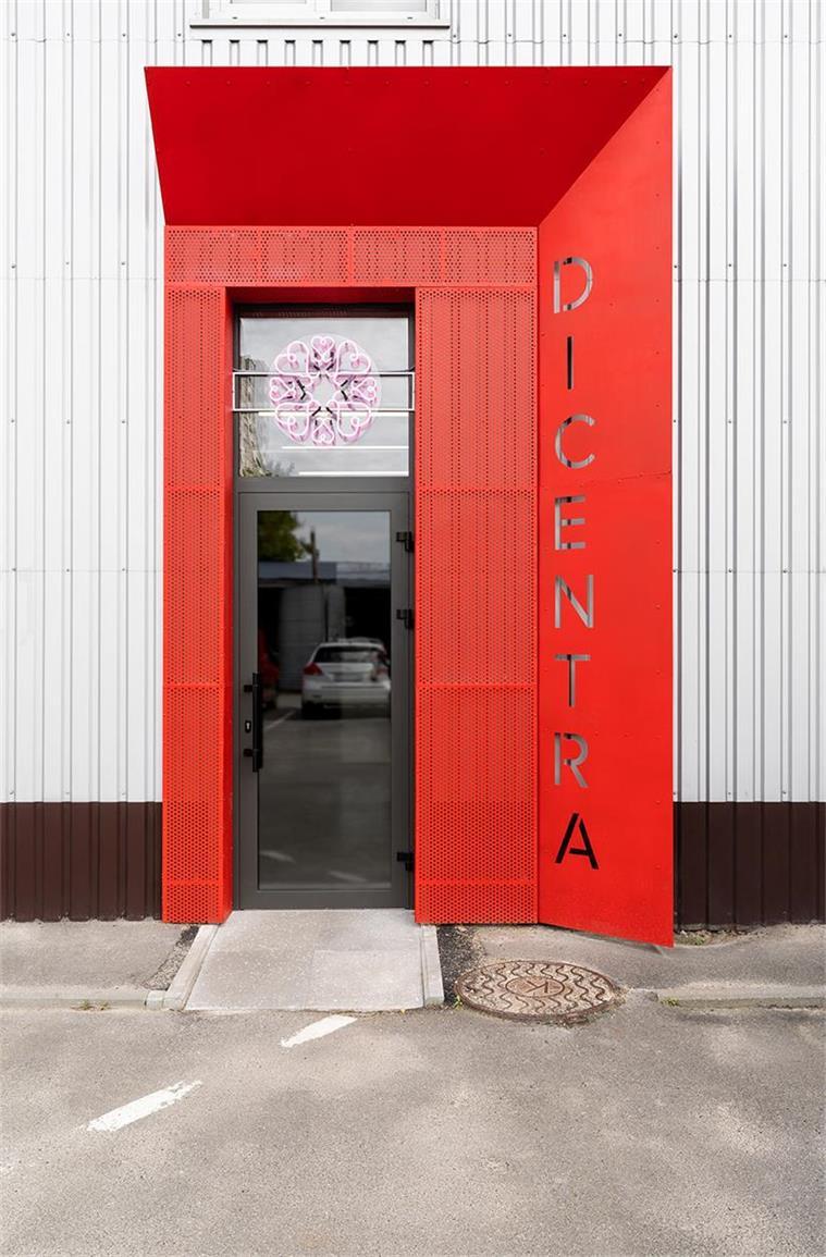 花店入口设计