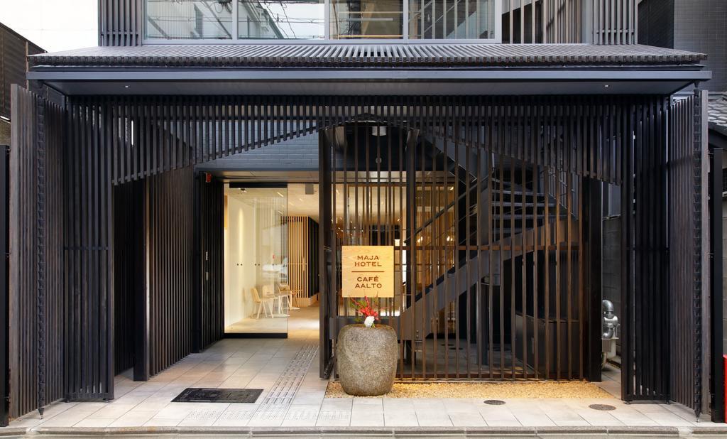 胶囊旅馆入口设计