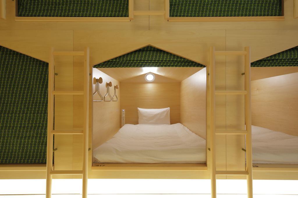 胶囊旅馆胶囊房设计