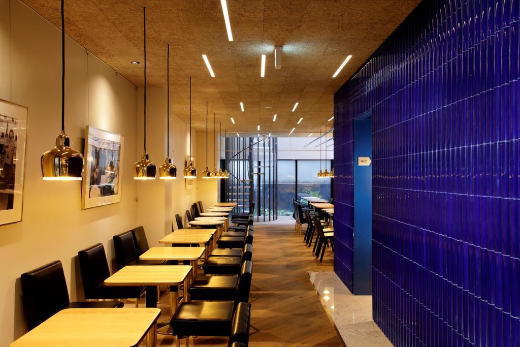 胶囊旅馆咖啡厅设计