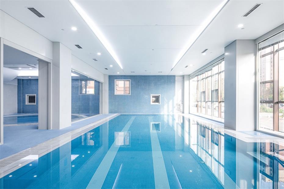 健身中心游泳池设计