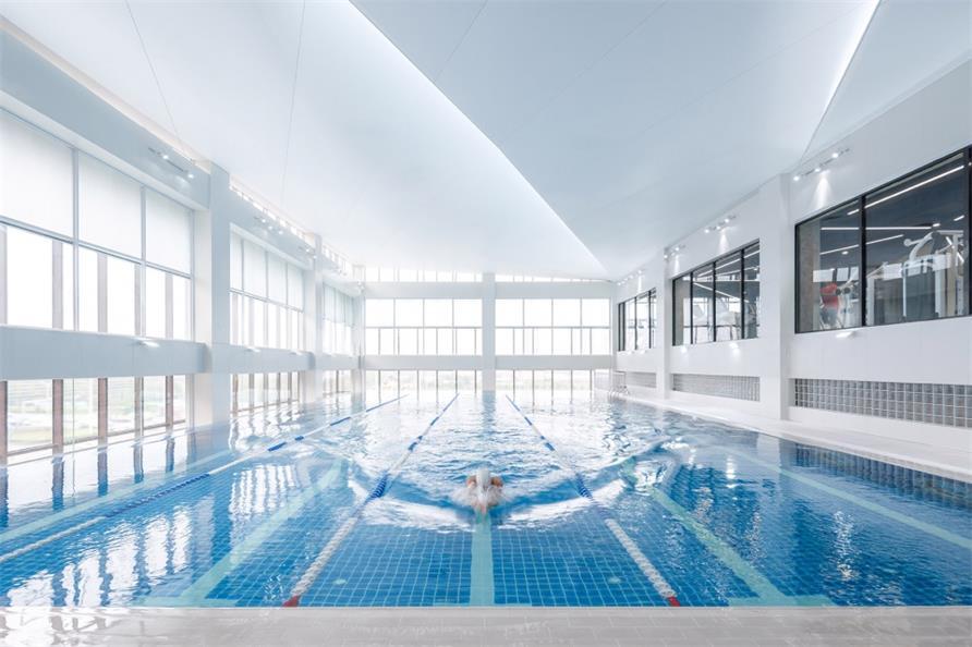 健身中心游泳馆设计