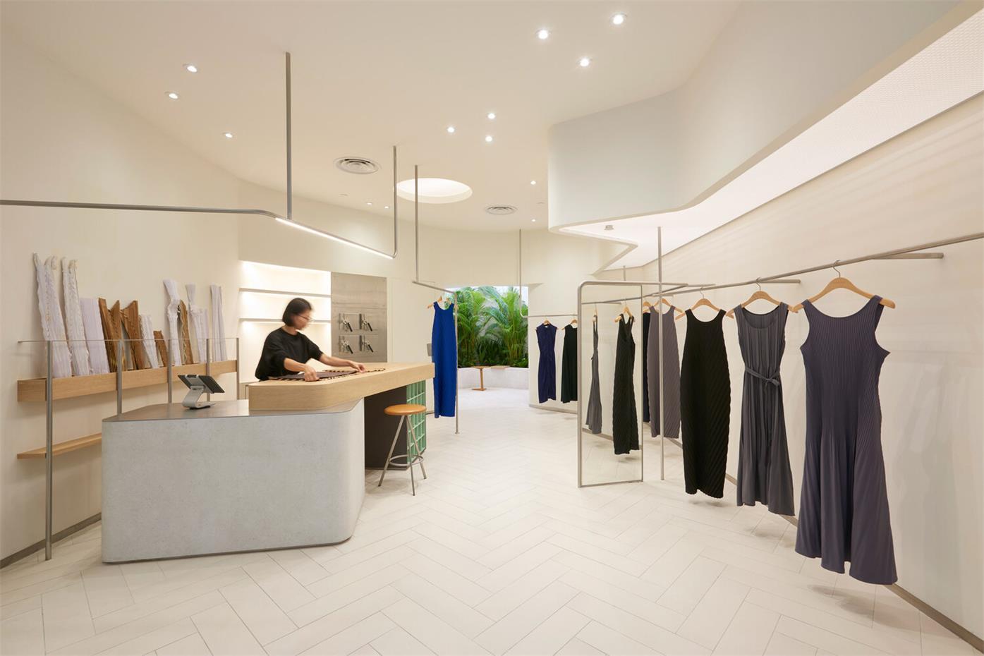 服装店设计概览