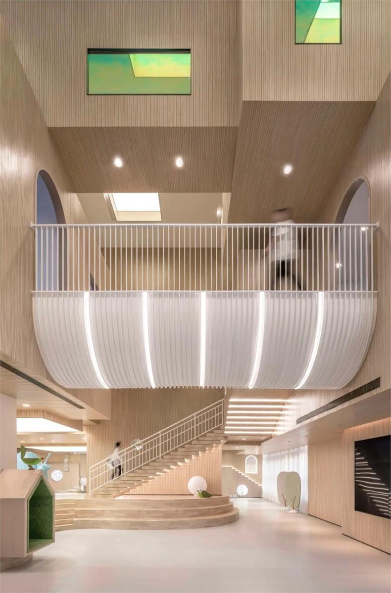 幼儿园建筑观感设计