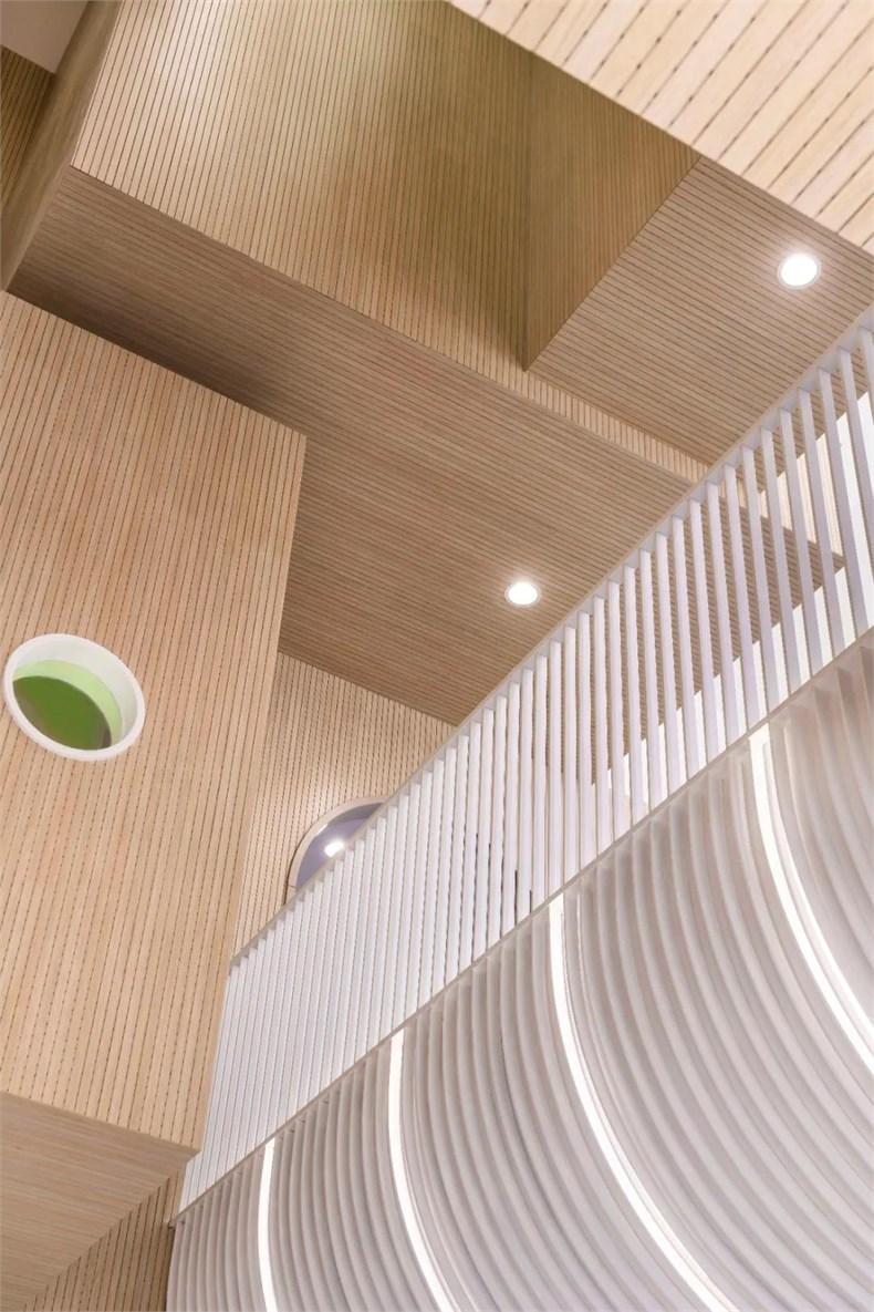 幼儿园连接长廊设计细节