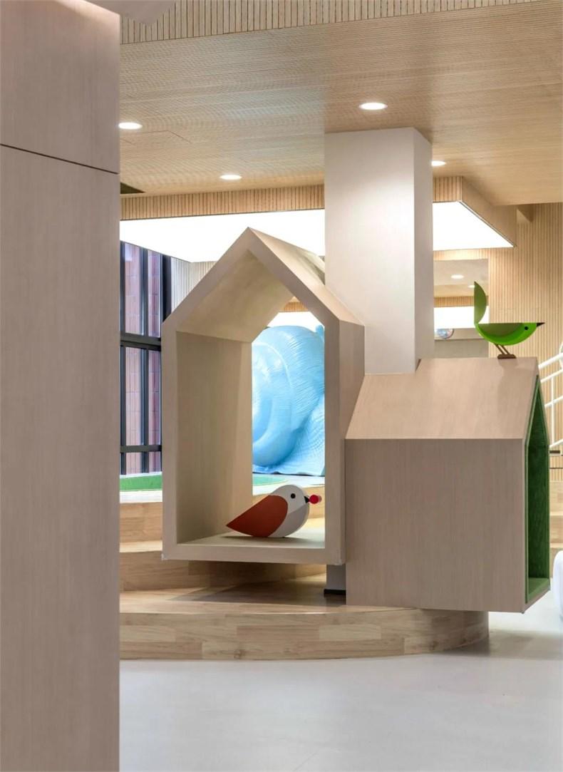 幼儿园小房子造型设计
