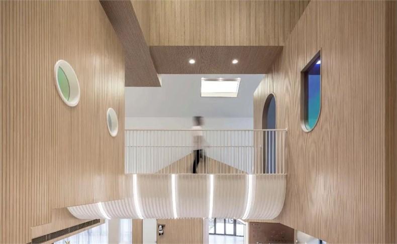 幼儿园连廊设计