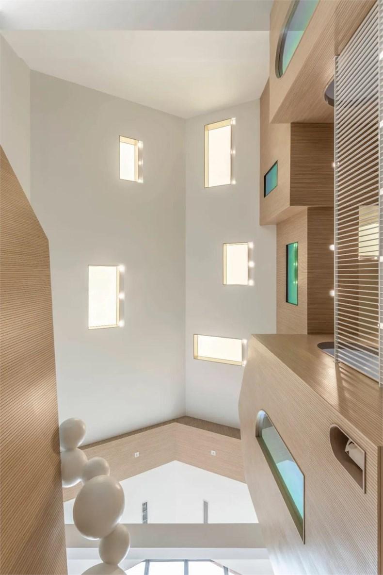 幼儿园天窗设计近景