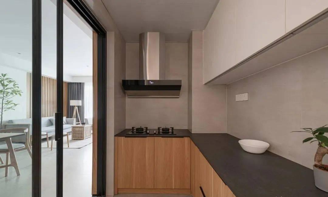 MUJI风家装厨房设计