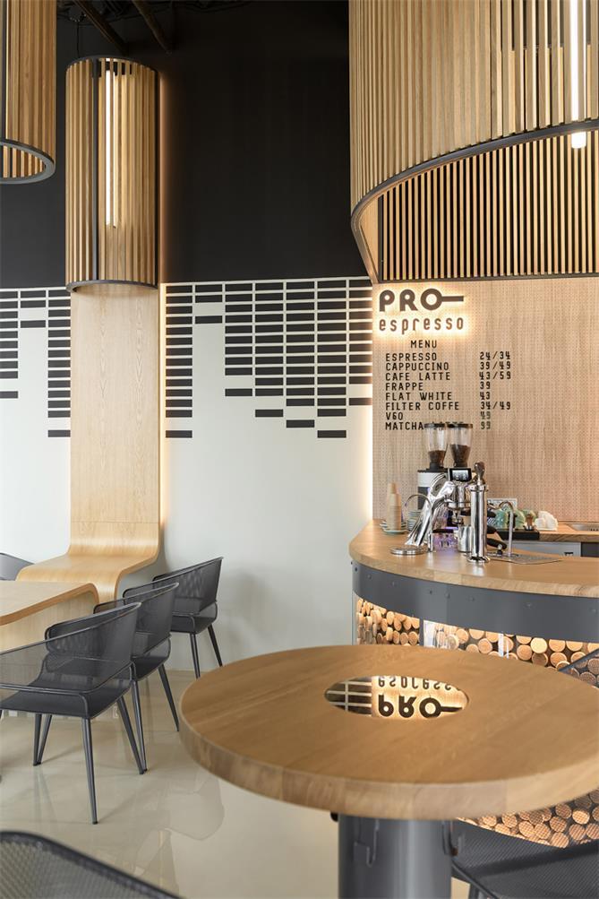 咖啡厅墙面设计概览