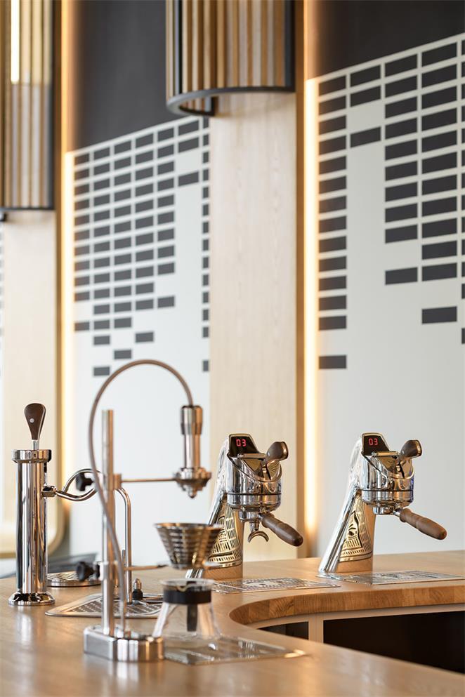 咖啡厅专业的设备设计