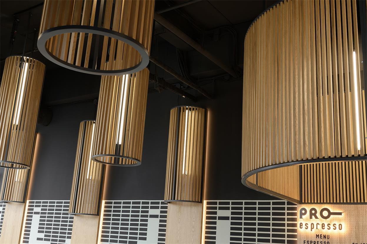 咖啡厅灯具设计