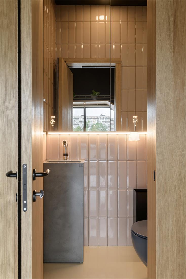 咖啡厅卫生间设计