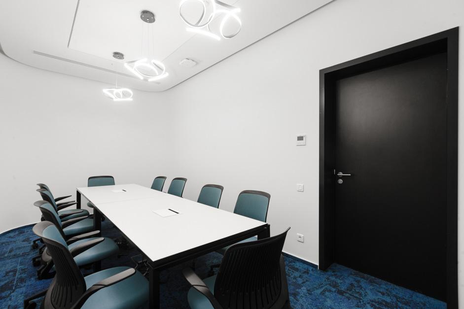 办公室讨论室设计