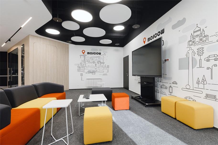 办公室接待区设计
