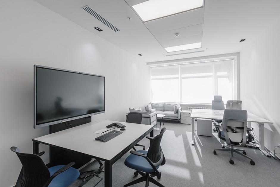 办公室总经理室设计