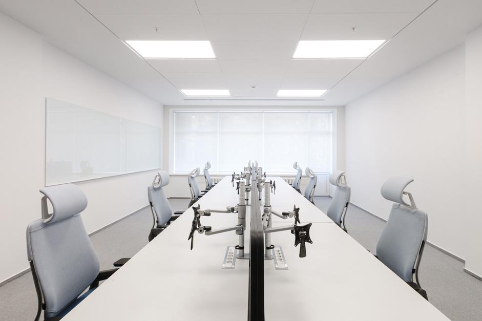 办公室大型会议室设计