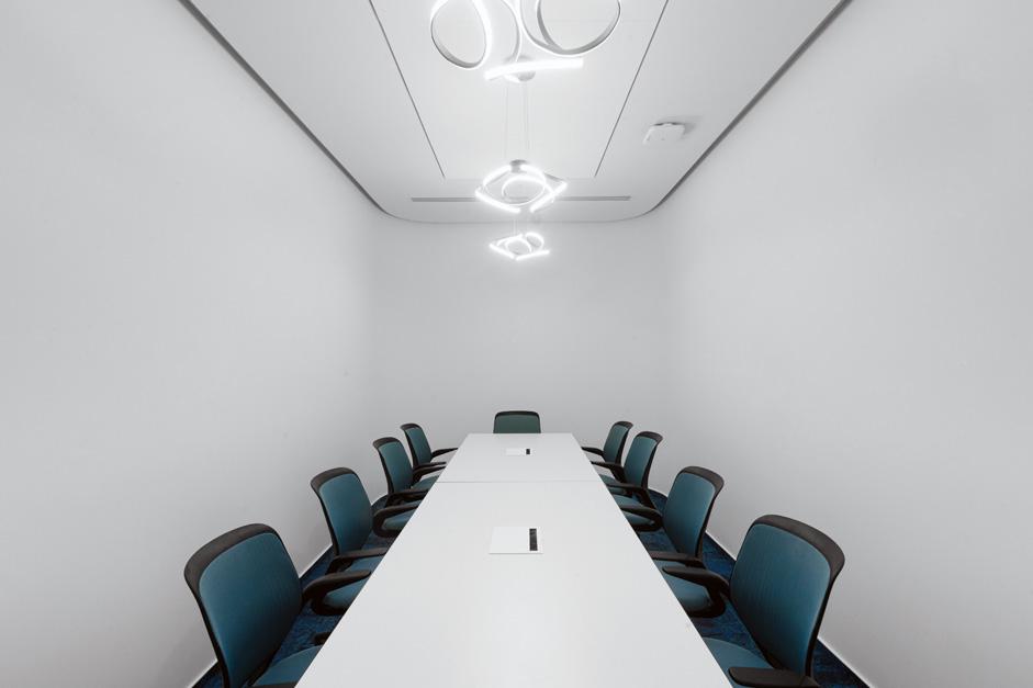 办公室小型会议室设计