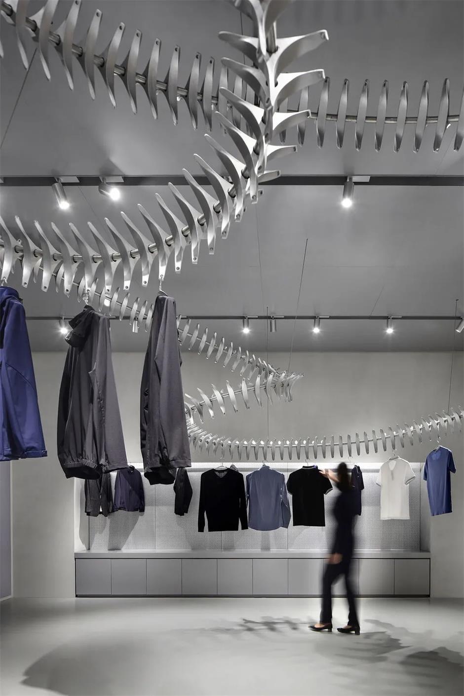 男装店设计