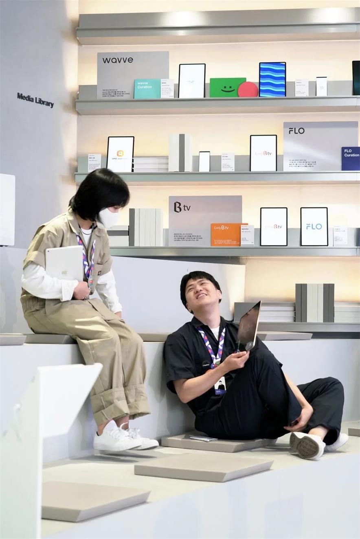 电子产品体验店设计