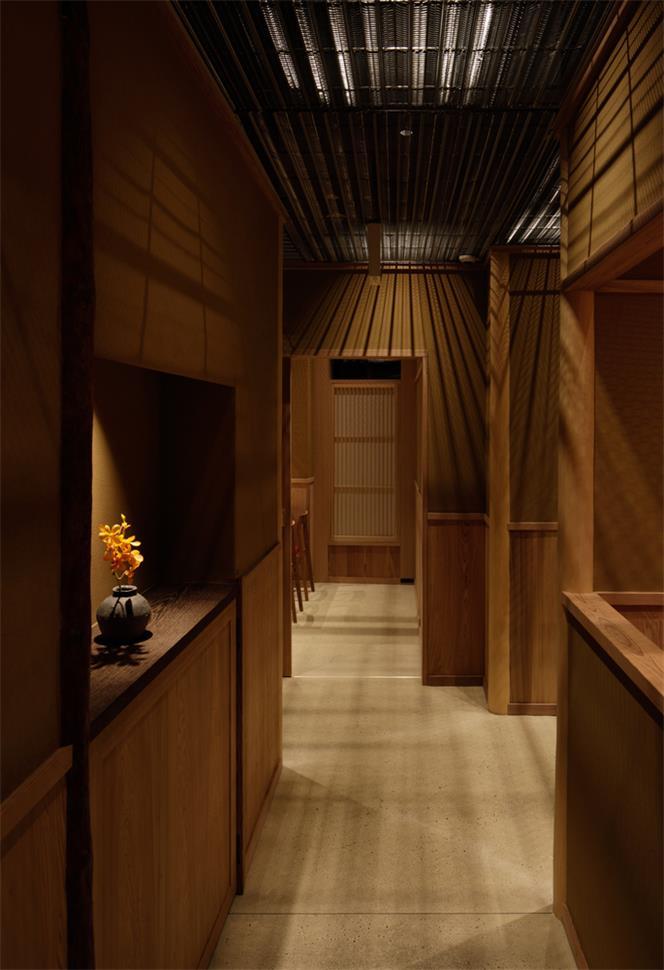 日式火锅餐厅设计