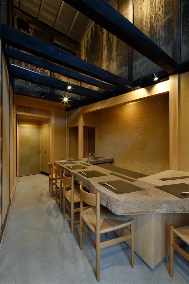 民宿公共餐厅设计