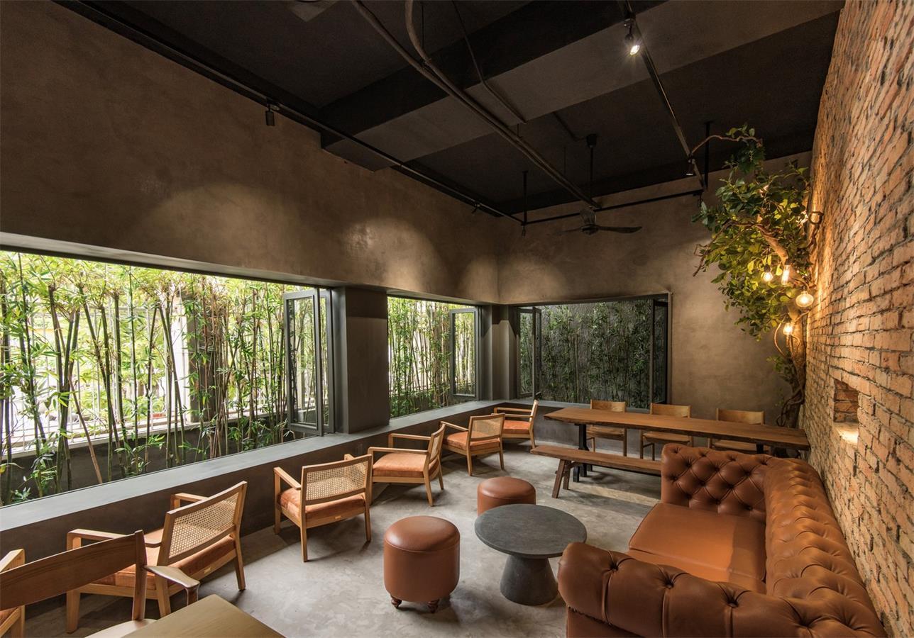 咖啡厅客座区设计