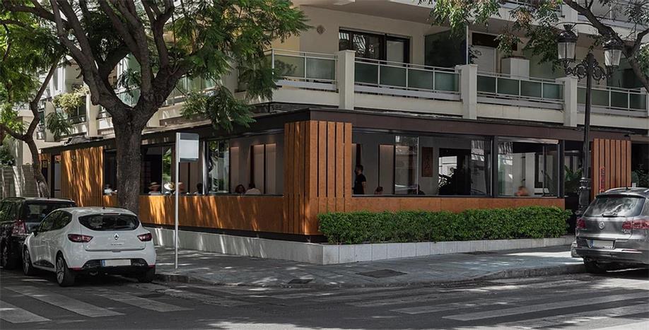 日料店外立面设计