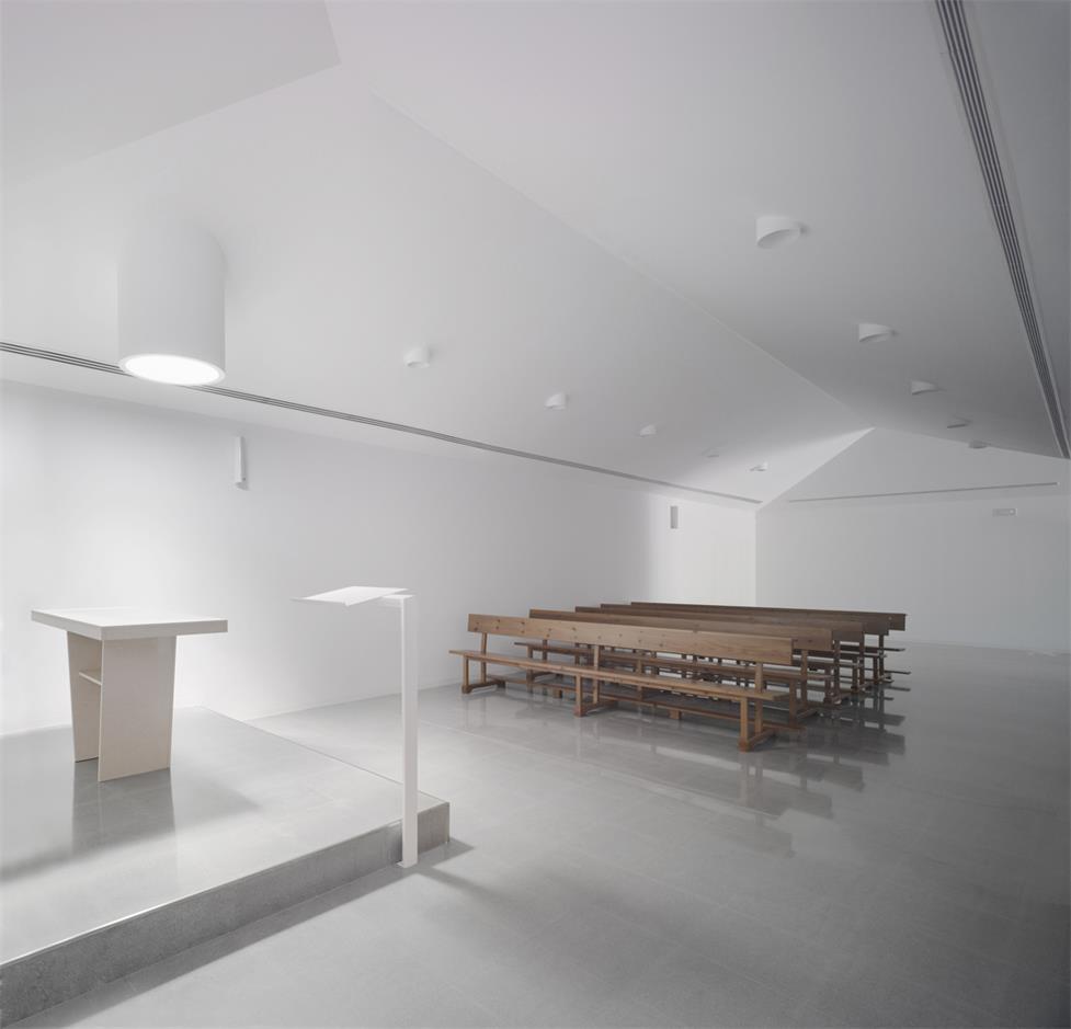 殡仪馆教堂设计