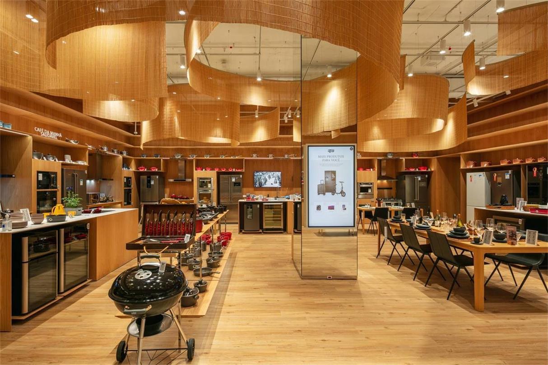 家电新零售店烹饪区设计概览