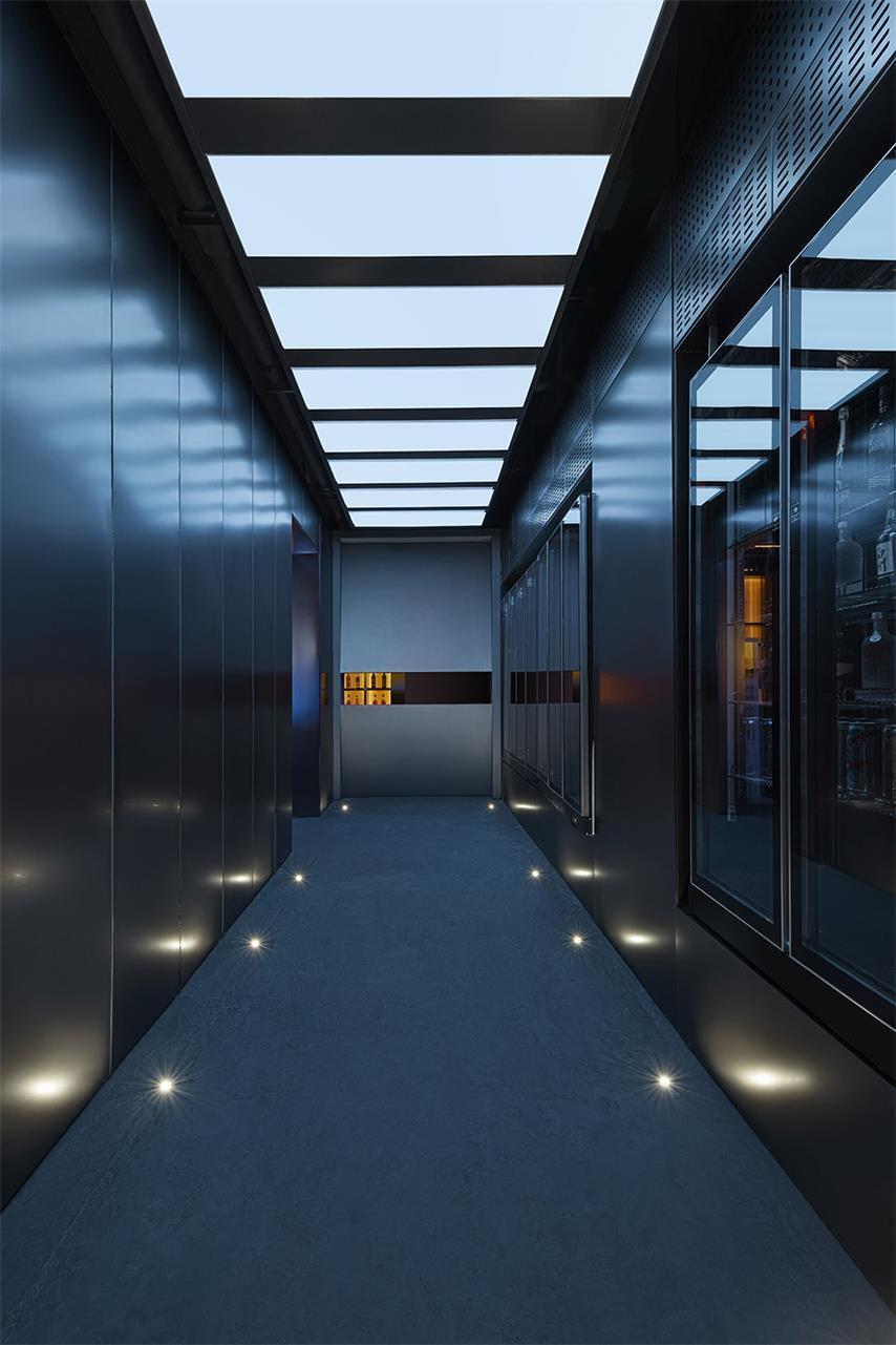 酒吧走廊设计