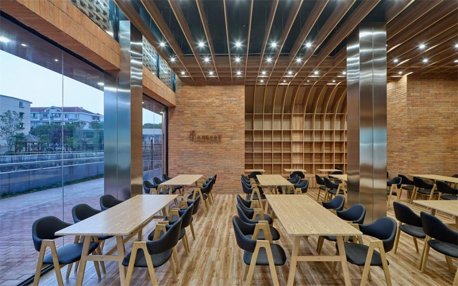 食堂客座区设计