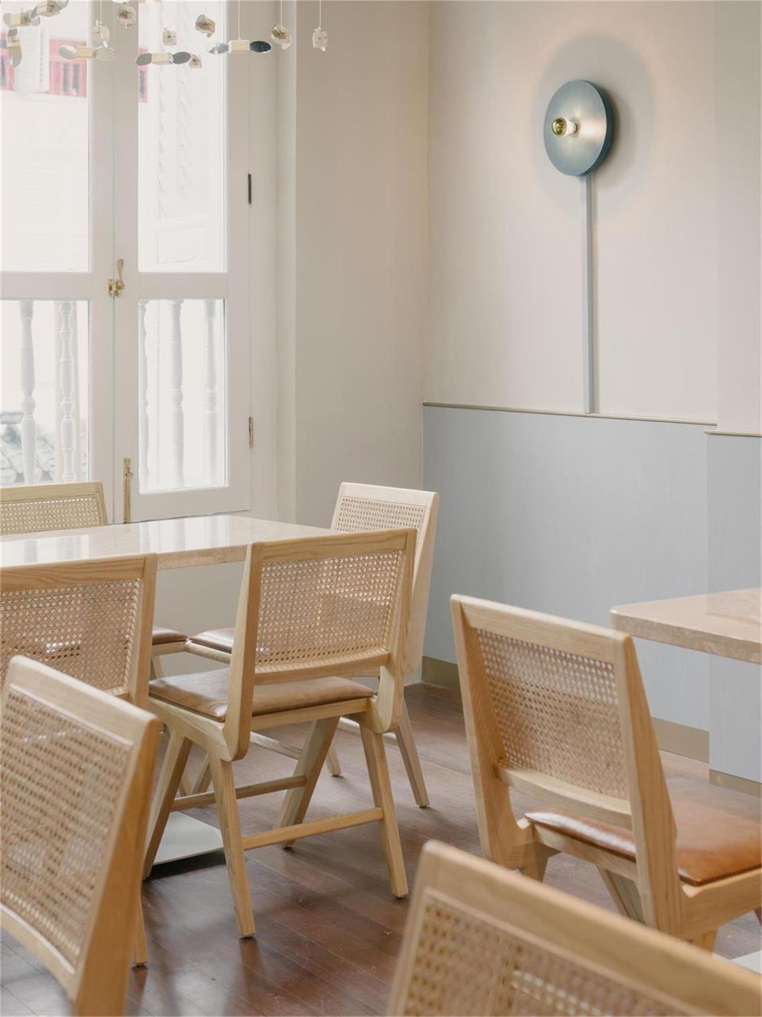 面包咖啡店设计