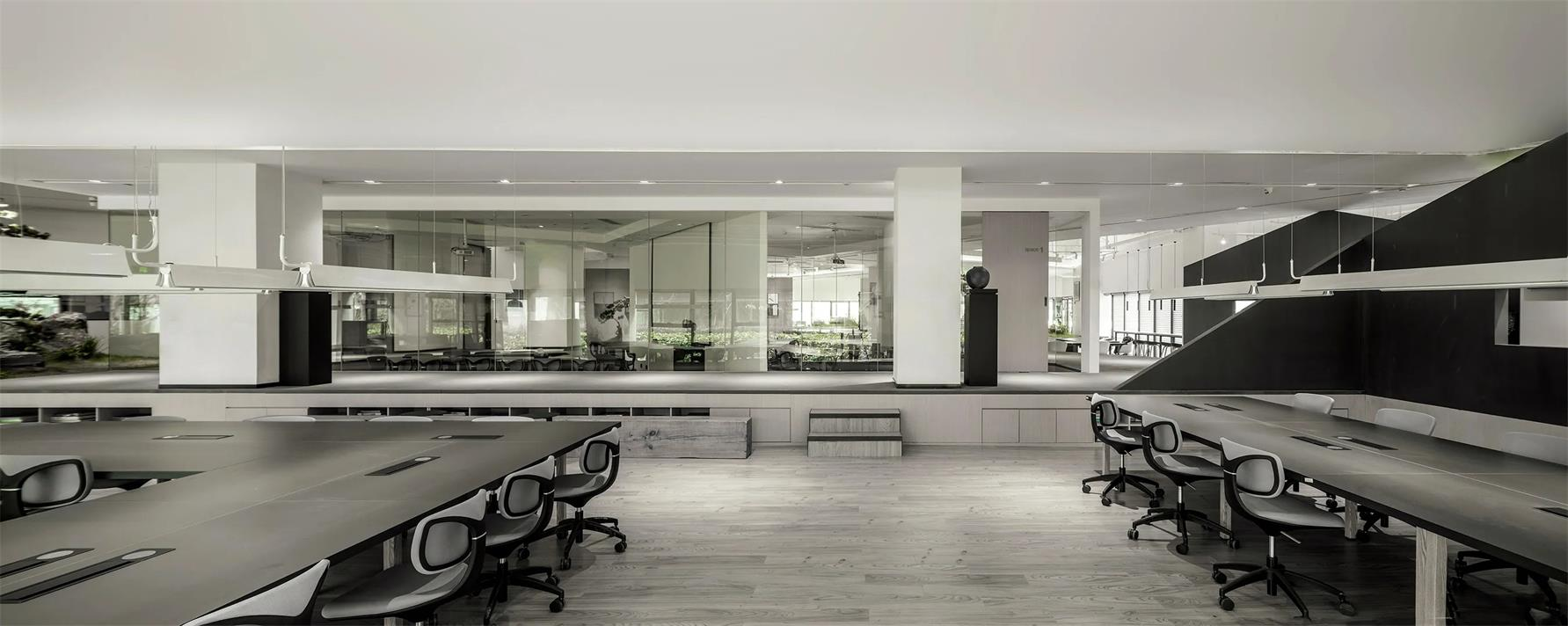 共享办公区域设计概览