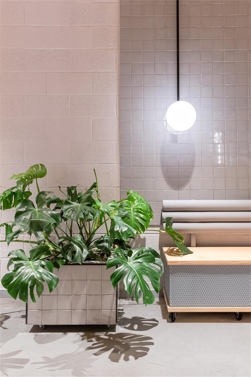 学生公寓公区软装及灯具设计