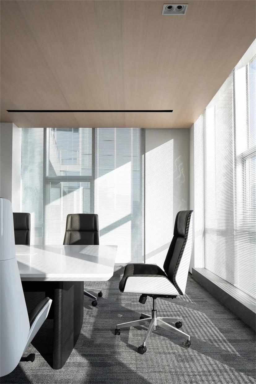 办公室会议区光影效果