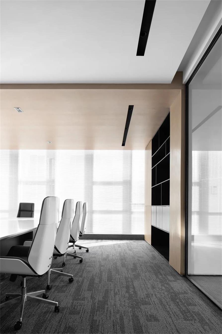 办公室会议室通道设计