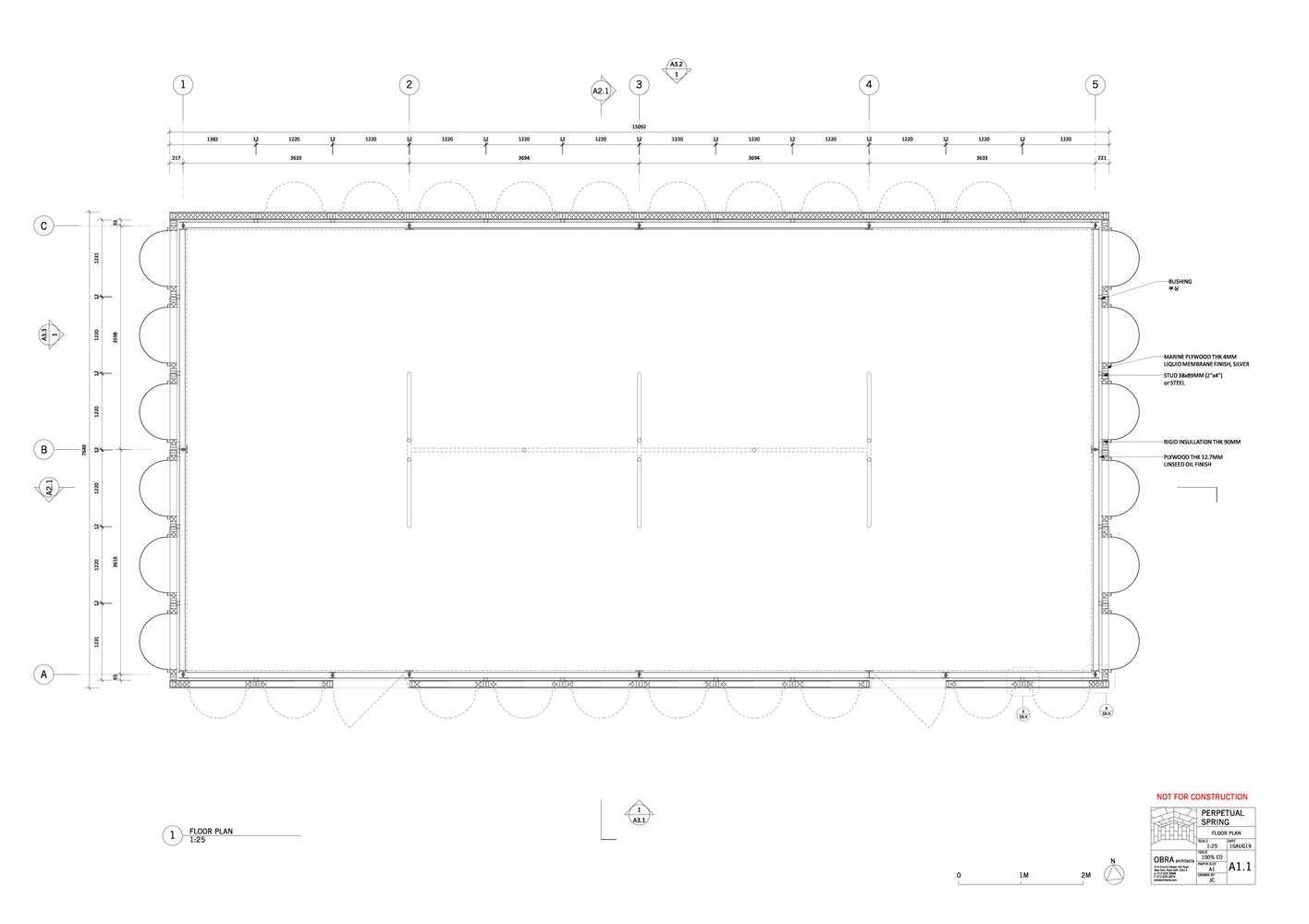 艺术装置平面方案设计