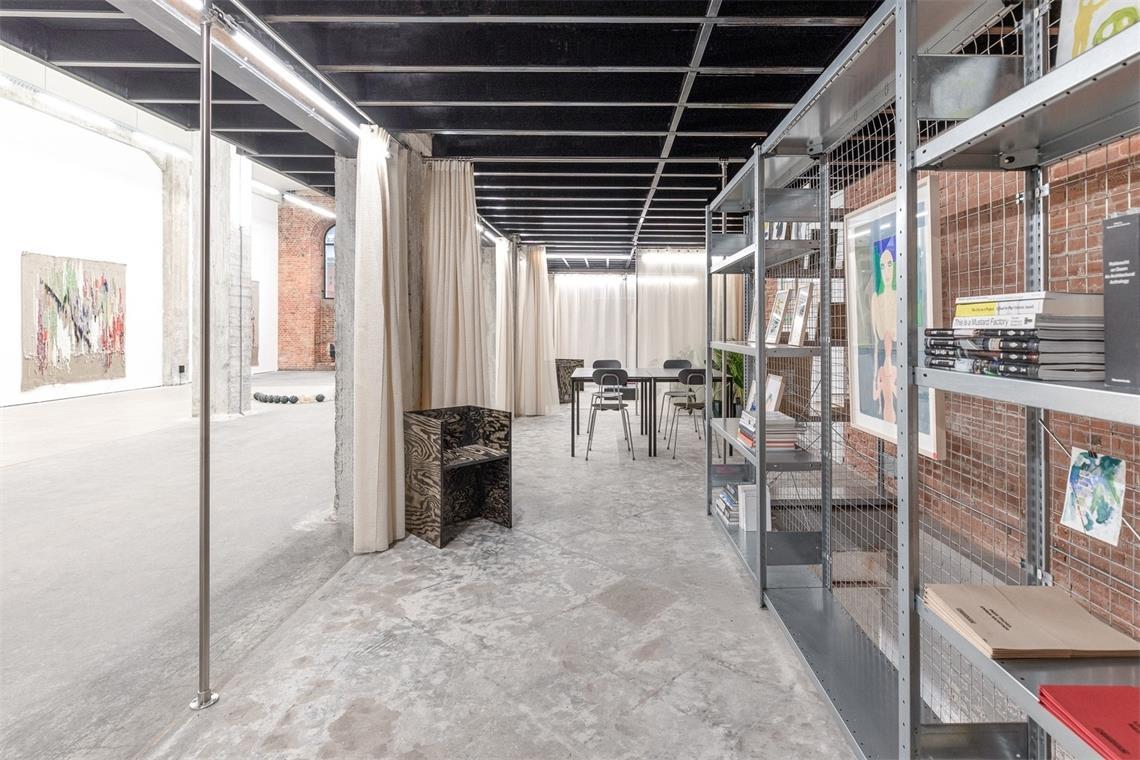 展厅办公区设计