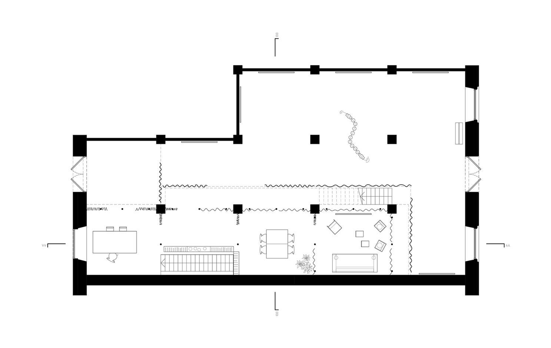 展厅平面方案设计