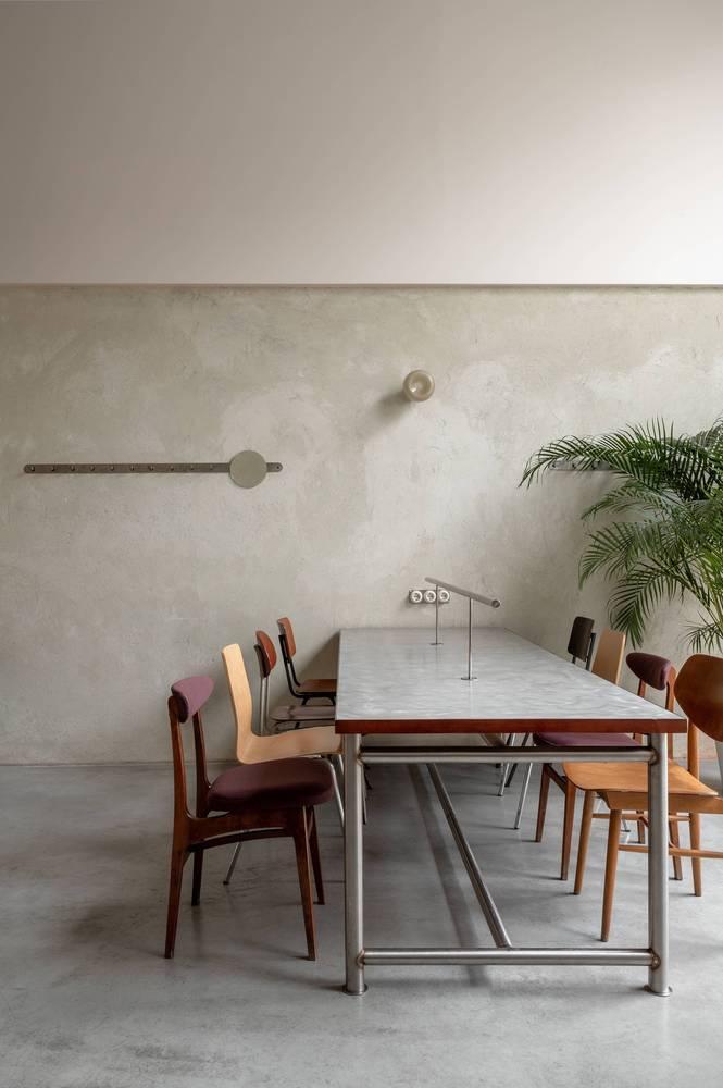 餐吧客座区家具设计