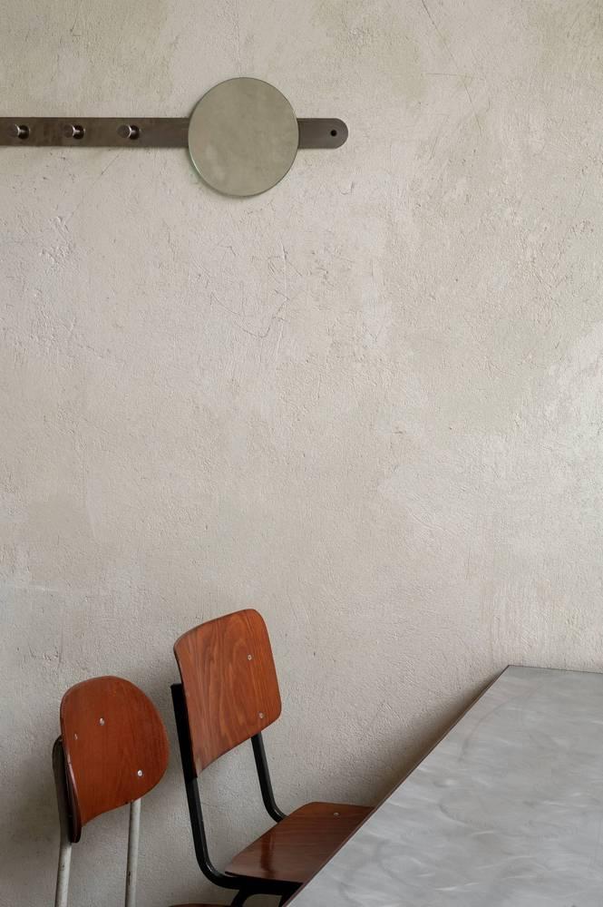 餐吧客座区墙面设计