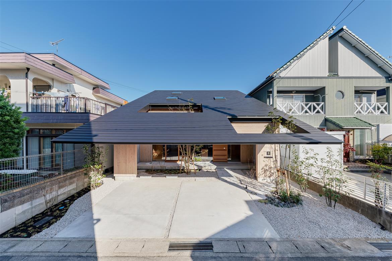 住宅建筑外立面设计