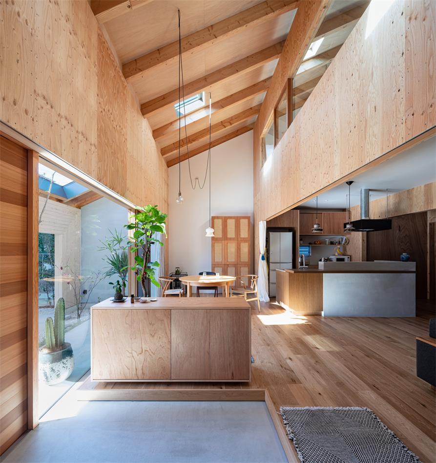 住宅一层设计概览