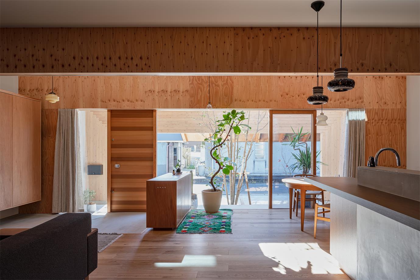 住宅一层客餐厅设计