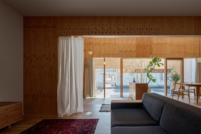 住宅一层客厅设计