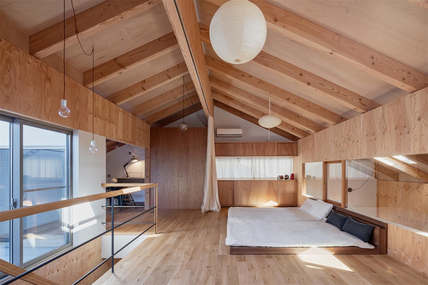 住宅二层设计概览