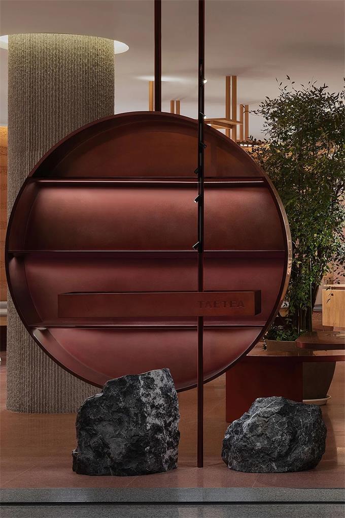 茶文化体验馆设计